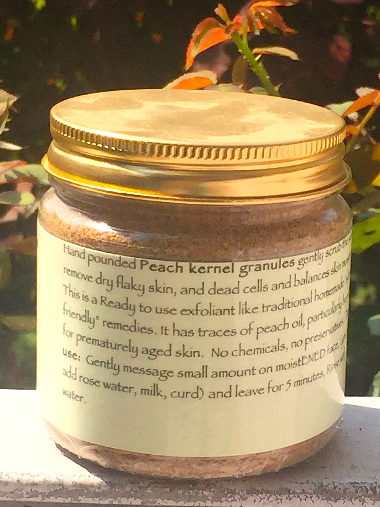 Skin care products from the Himalayas. Made in Himachal.