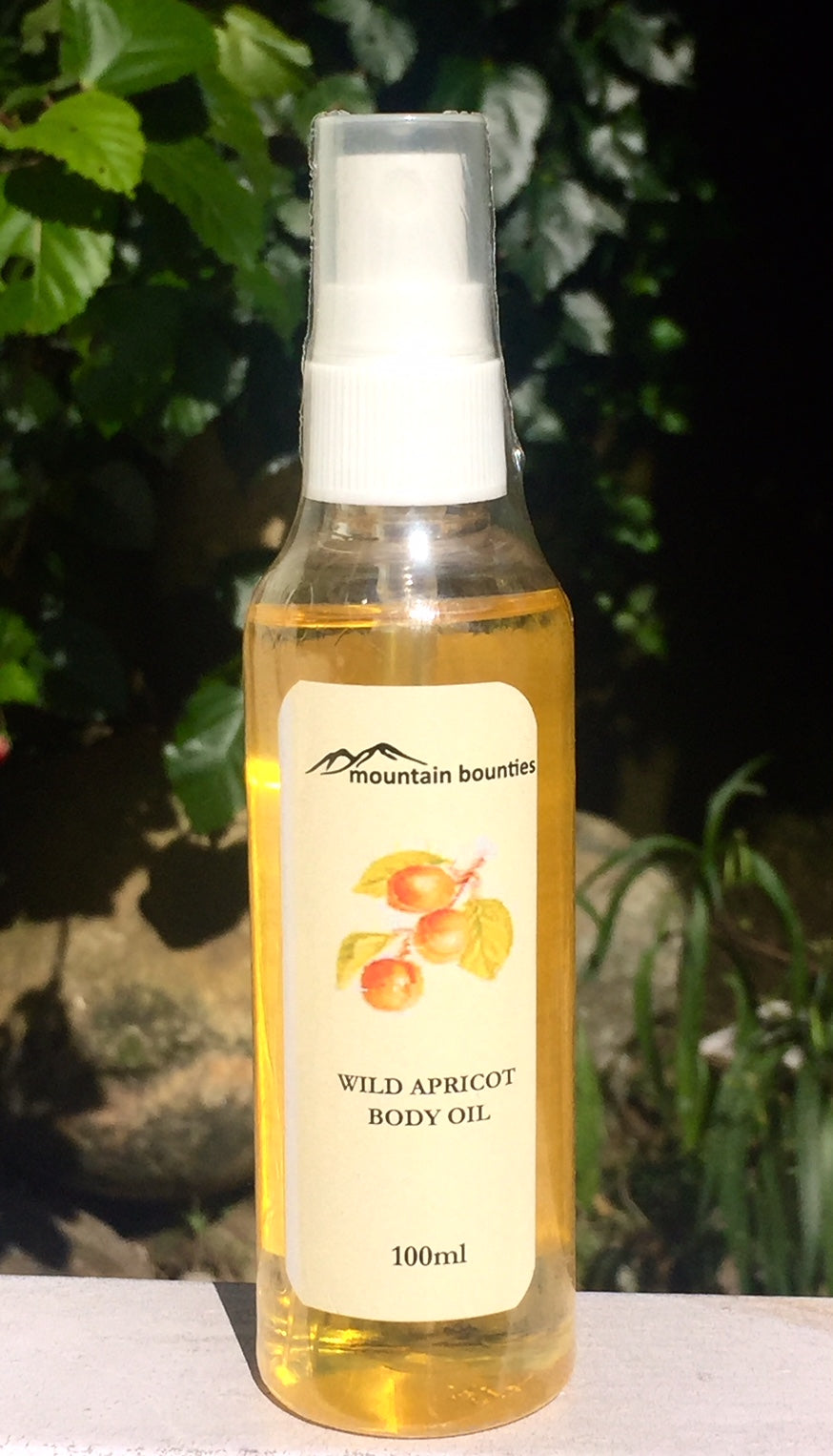 Wild Apricot Body Oil, 100% natural, handmade, Natural oils, Skin Care, Himachal Oils, Himalayan Salt, Mountain Bounties, Himalayan people Care, Essential oils, Cold Pressed oils, Moisturising oils, Moisturising creams
