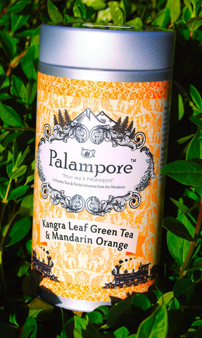 PALAMPORE- Kangra Long Leaf Tea & Mandarin Orange