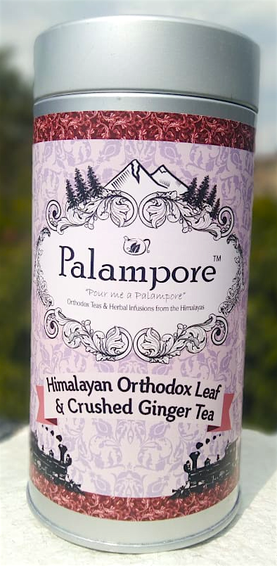 PALAMPORE- Himalayan Long Leaf Black Tea & Crushed Ginger