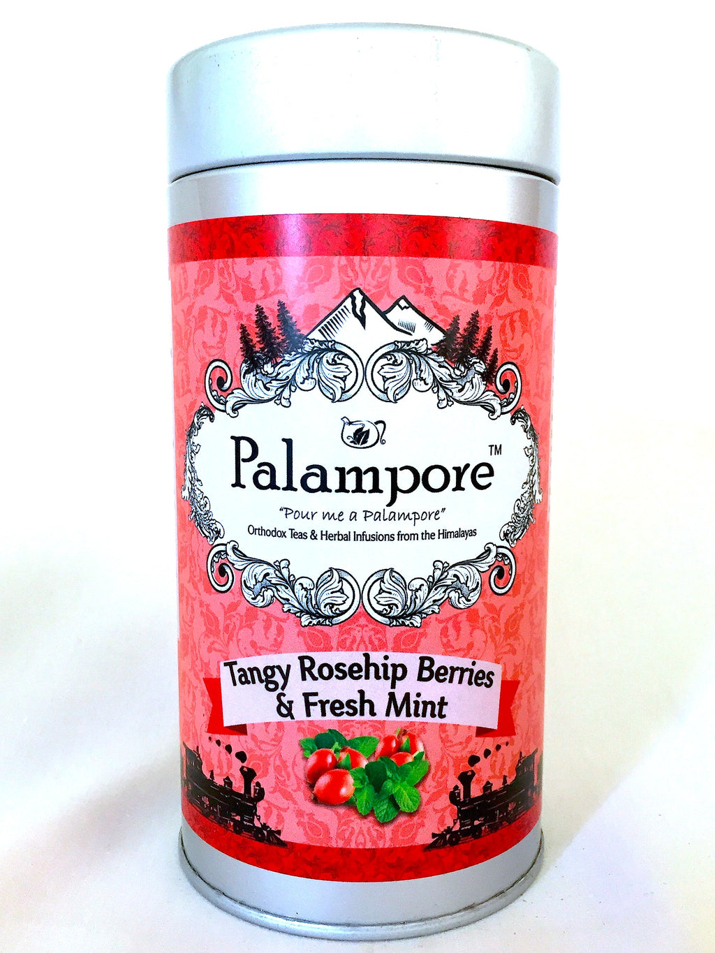 PALAMPORE- Tangy Rosehip Berries & Fresh Mint Infusion