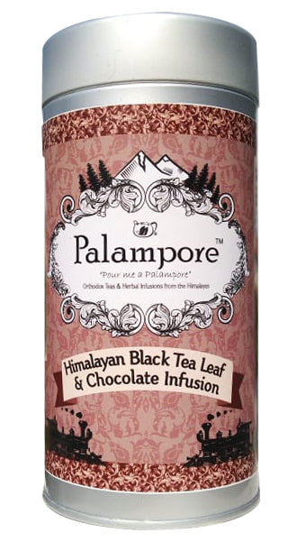*New* PALAMPORE- Himalayan Long Leaf Black Tea with Chocolate Infusion