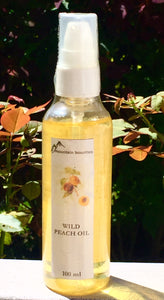 Wild Peach oil is an excellent softener and moisturizer for face, hands and hair. Well known therapeutic body massage oil. Recommended for prematurely aged, sensitive, inflamed and dry skin. Cold pressed oil from Peach kernels.