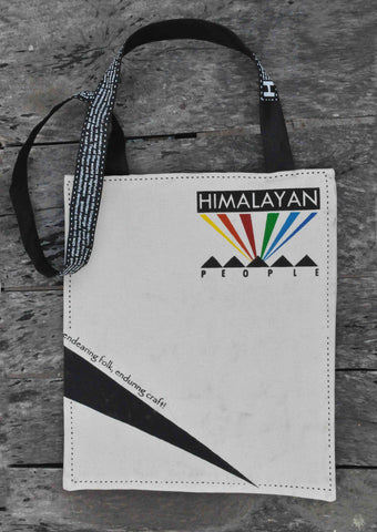 Himalayan People Canvas Bag