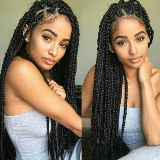 lace braid wigs