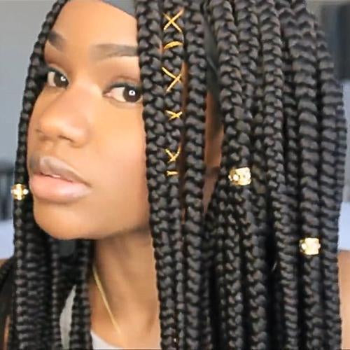 Fall explosion 50% OFF——Lace Front Trendy Cornrow Braids