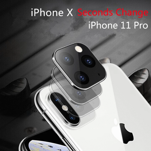 Seconds change to for iPhone11(Buy one get one free, 50 peoples only)