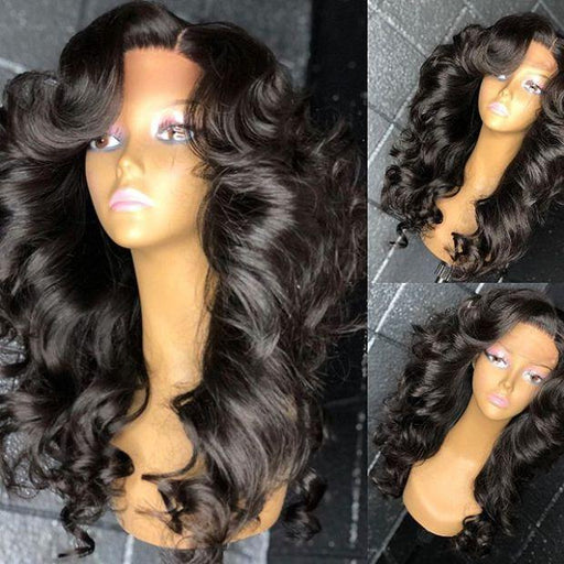 150 Density 360 Lace Frontal Wig