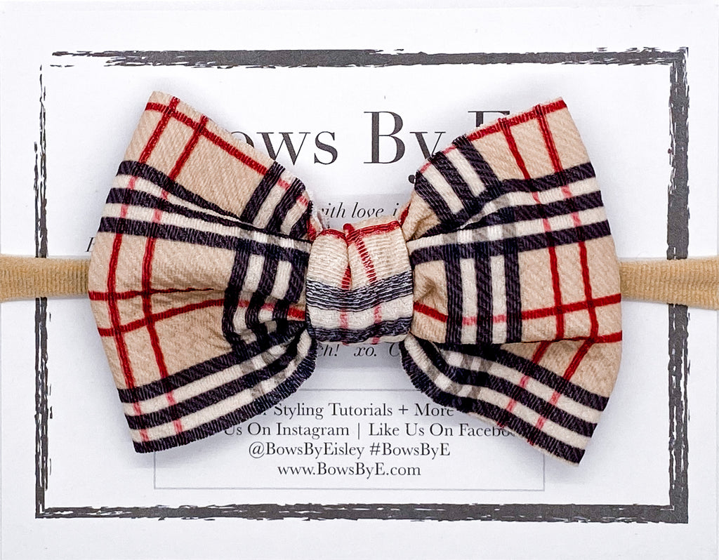 Tartan Plaid MINI