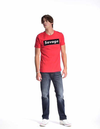 MEN'S SAVAGE WELDING GRAPHIC TEE