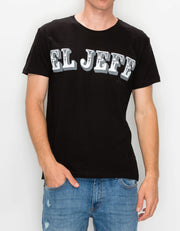 MEN'S EL JEFE  DBL HD GRAPHIC TEE