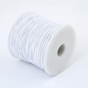 🔥Buy 1 Get 2 🔥1.0MM Earloop Cord Diy Elastic Cord, 100 Yard