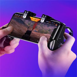 Mobile assists fast shooting gamepad