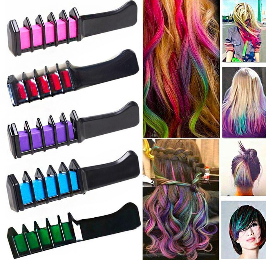 ⏰Limited time offer-$9.98⏰ Beautifying Temporary Hair Dye Comb(6 Colors Only $14.99)