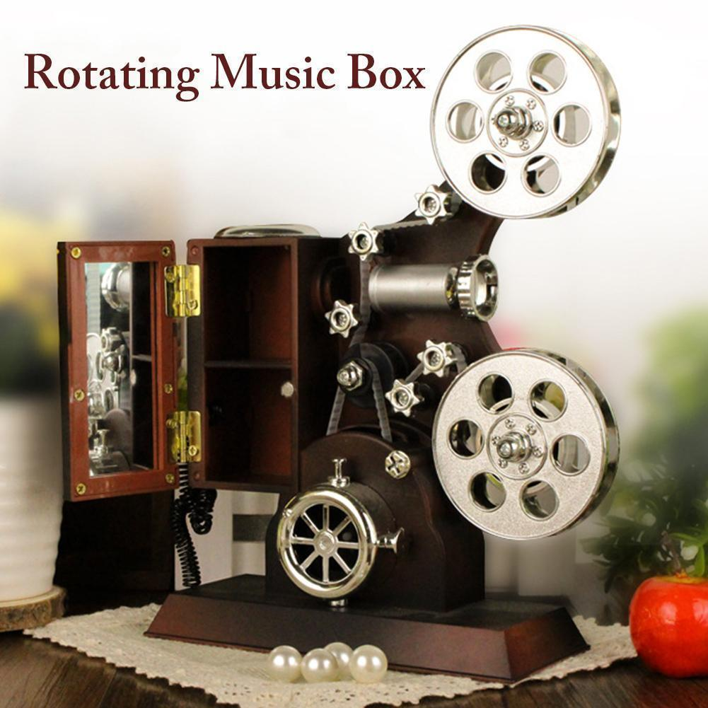 ⏰Limited time offer-40% OFF ⏰CUTE MINI MOVIE PROJECTOR MUSIC BOX(Buy 2 Free Shipping)