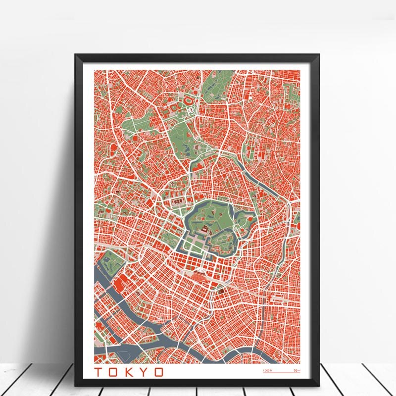 Abstract City Maps Wall Art Famous City Paris New London Stockholm Fine Art Canvas Prints Modern Pictures For Living Room Home Office Interior Decor