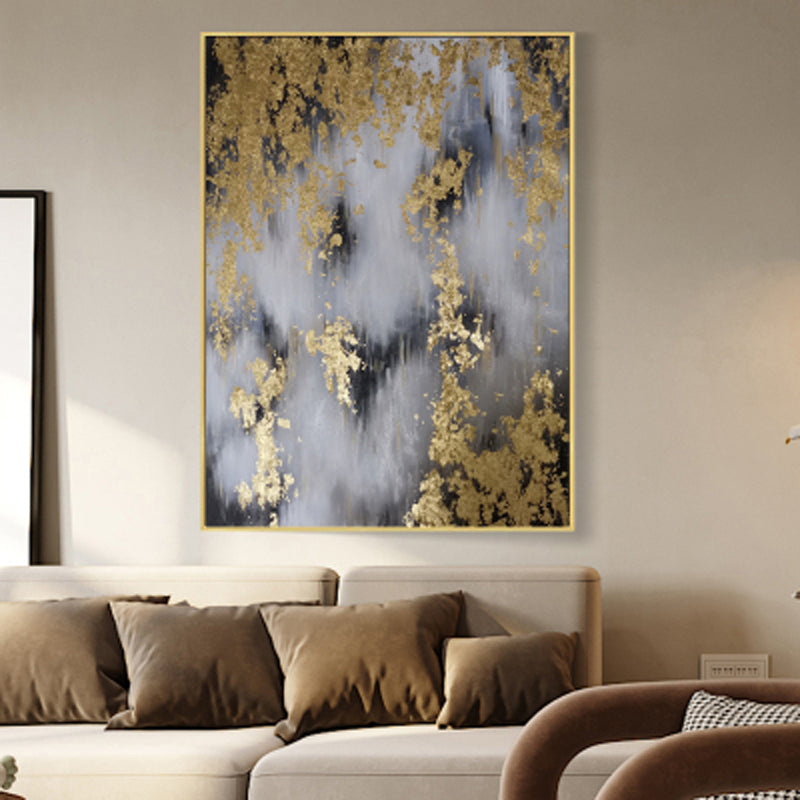 Abstract Modern Chic Wall Art Fine Art Canvas Prints Pictures For Glam Living Room Bedroom Home Office Salon Boutique Interior Wall Art Decor