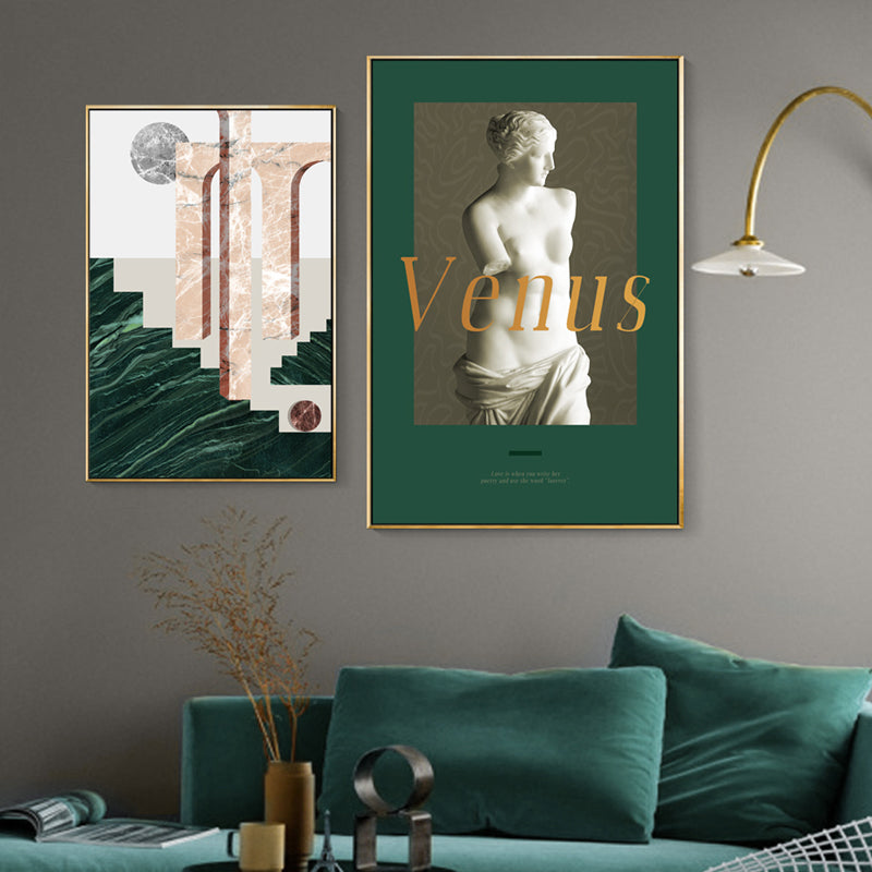 Abstract Vintage Renaissance Art Prints Venus Contemporary Wall Art Canvas Paintings For Living Room Home Decoration