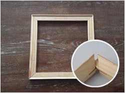Framing Your Canvas Picture - Step 1
