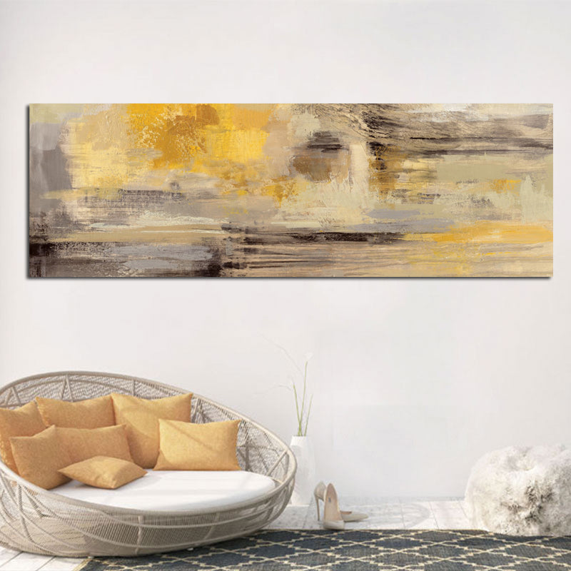 Modern Abstract Paintings Wide Format Canvas Fine Art Prints Wall Art For Bedroom Living Room Dining Room Art For Modern Home Decor