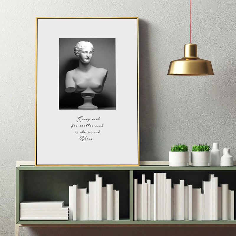 Modern Abstract Vintage Contemporary Collection Venus Renaissance Sculpture Matisse Figure Art Fine Art Canvas Prints Nordic Gallery Wall Art