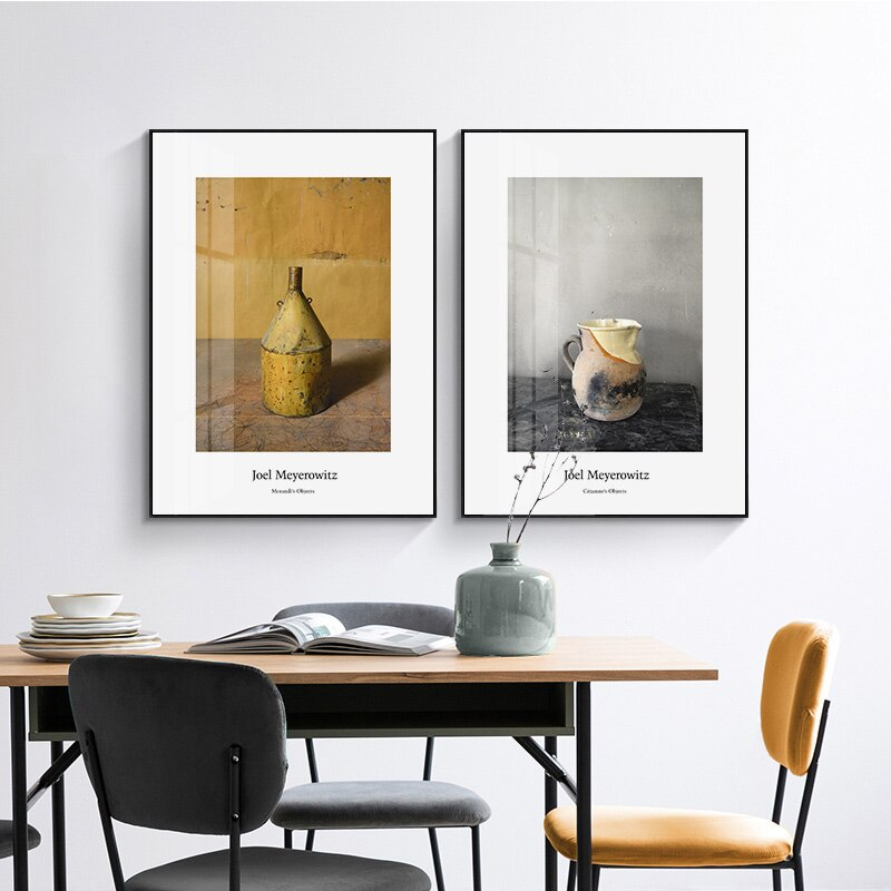 Rustic Study Of Still Life Vintage Retro Fine Art Posters Nordic Canvas  Print Wall Art Pictures For Kitchen Dining Room Modern Home Interior Decor