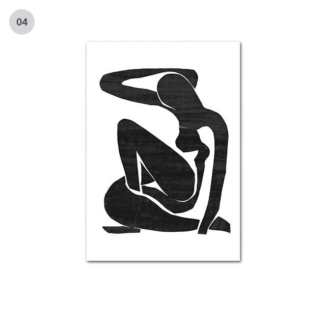 Vintage Vogue Matisse Abstract Gallery Wall Art Fine Art Canvas Giclee Prints Modern Art Posters For Bedroom Living Room Home Decor