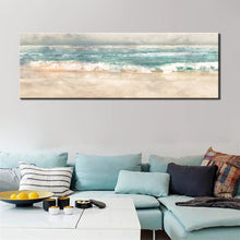 Load image into Gallery viewer, Modern Abstract Paintings Wide Format Canvas Fine Art Prints Wall Art For Bedroom Living Room Dining Room Art For Modern Home Decor