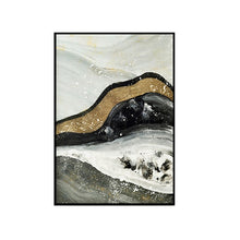 Load image into Gallery viewer, Abstract Geology Modern Wall Art Posters Fine Art Canvas Prints Contemporary Pictures For Office Living Room Home Interior Decor