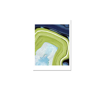Beautiful Abstract Marble Wall Art Blue And Green Patterns Fine Art Canvas Prints Nordic Style Pictures For Living Room Bathroom Modern Home Decor