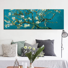 Load image into Gallery viewer, Vincent Van Gogh, Almond Blossom Poster Fine Art Canvas Print Wall Art Poster Famous Dutch Post-Impressionist Paintings For Modern Home Decor