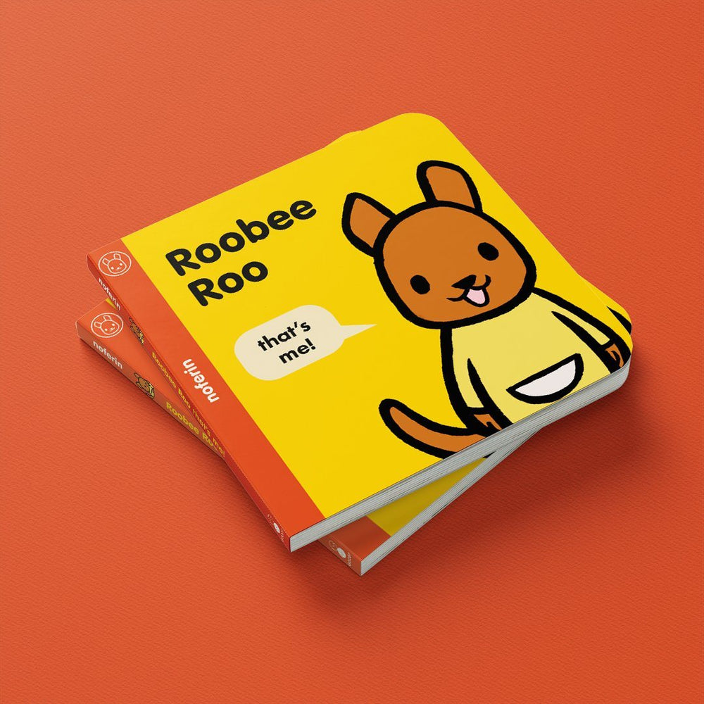 Load image into Gallery viewer, Roobee Roo - That's Me! book Kiin Baby