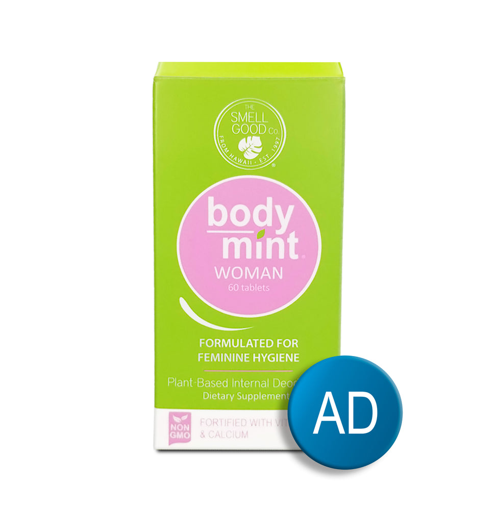 Body Mint WOMAN - 60 Tablets - Auto Delivery 30 days