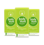 3-PACK BODY MINT ORIGINAL - 180 Tablets - SAVE 15%