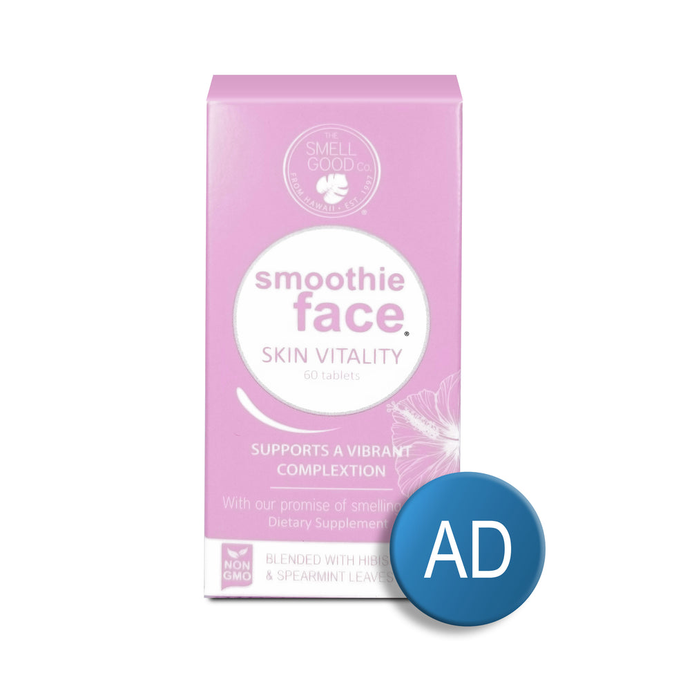 SMOOTHIE FACE - 60 Tablets - Auto Delivery 30 days