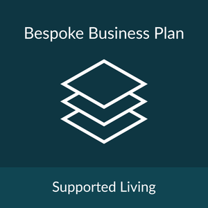 Business Plan & Financial Forecasts - Supported Living