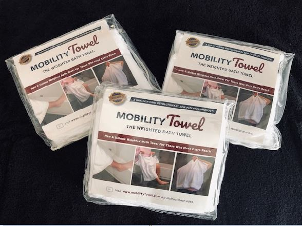Triple Pack Mobility Towel
