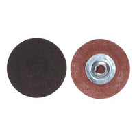 Norton 1-1/2 Merit Flexedge Aluminum Oxide Qc-T2 120 Grit /& Merit Quick-Change Discs #08834160401