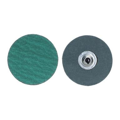 Norton 1-1/2 Merit Zirconia Fx Qc-T2 36 Grit /& Merit Quick-Change Discs #08834161283