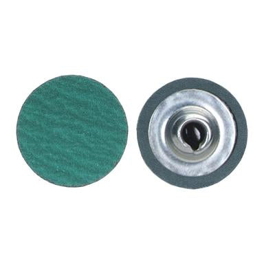 Norton 1 Merit Zirconia Plus Fx Qc-T2 120 Grit /R801/& Merit Quick-Change Discs #08834161375