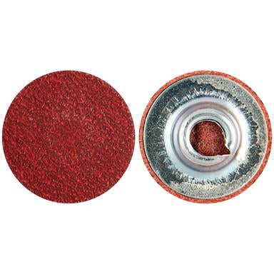 Norton 9/16 Merit Ultra Ceramic Plus Qc-T2 80 Grit /& Merit Quick-Change Discs #08834163319