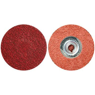 Norton 1-1/2 Merit Ultra Ceramic Plus Qc-T2 36 Grit /& Merit Quick-Change Discs #08834163421