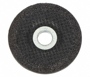 25-Pk Norton Norzon Plus Grinding Wheel T27 4-1/2 In X 1/4 In X 7/8 In