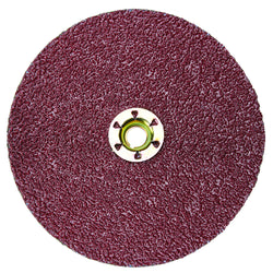 100-Pk 3M Cubitron II Fibre Disc 982C, Tn Quick Change, 7 In, 60+