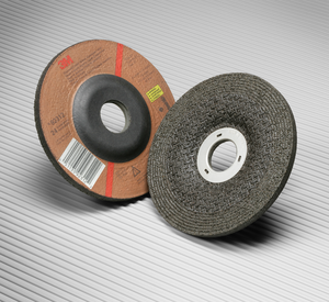 20-Pk 3M Cubitron II Depressed Center Grinding Wheel, 64315, T27, 7 In X 1/4 In X 7/8 In