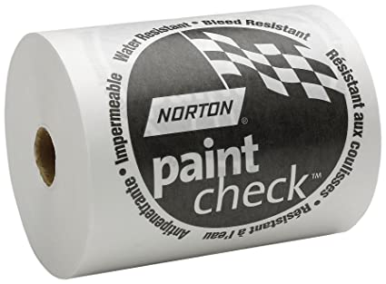 Norton 1093mm X 35m Masking Film IPG Premium Pre-Taped Masking Film #69957318101