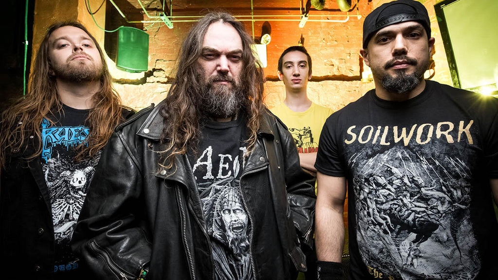 Love Story's End to Support SOULFLY in Athens, GA