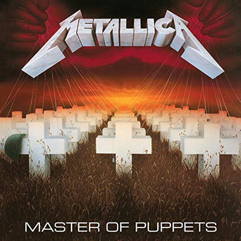 "Metallica - ""Master Of Puppets"" Remastered Vinyl LP"