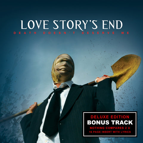 "Love Story's End - ""Death Doesn't Deserve Me"" Deluxe Edition CD"