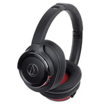 Audio-Technica ATH-WS660BTB Bluetooth Headphones